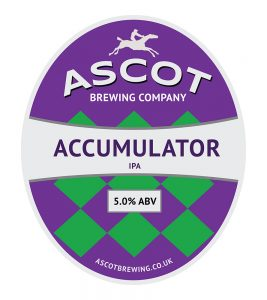Accumulator (IPA), <span>ABV 5.0%</span>