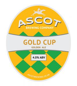 Gold Cup (Golden Ale), <span>ABV 4.0%</span>