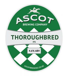 Thoroughbred (IPA), <span>ABV 4.6%</span>