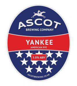 Yankee (American Rye), <span>ABV5.0%</span>