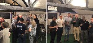 Opening Night at The Black Horse Micro Pub at Ascot Brewing Company