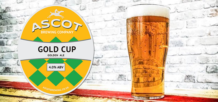 Gold Cup wins Gold at the Reading Beer Festival