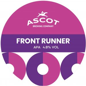 Front Runner (American Pale Ale), 4.8%