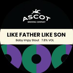 Like Father Like Son | Baby Impy Stout