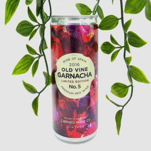 Premium Canned Craft Wine